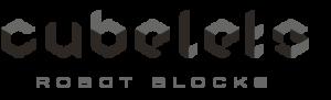 Logo for Cubelets modular robot blocks.
