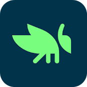 Logo for Google's Grasshopper coding app.
